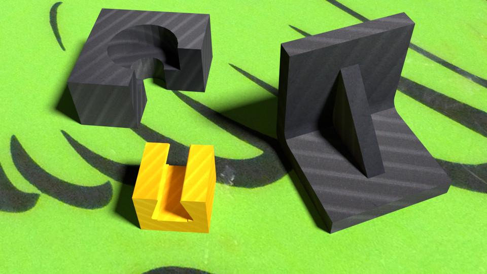 Mécanique – Les formes géométriques