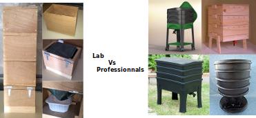 Fabriquer un Lombricomposteur en bois