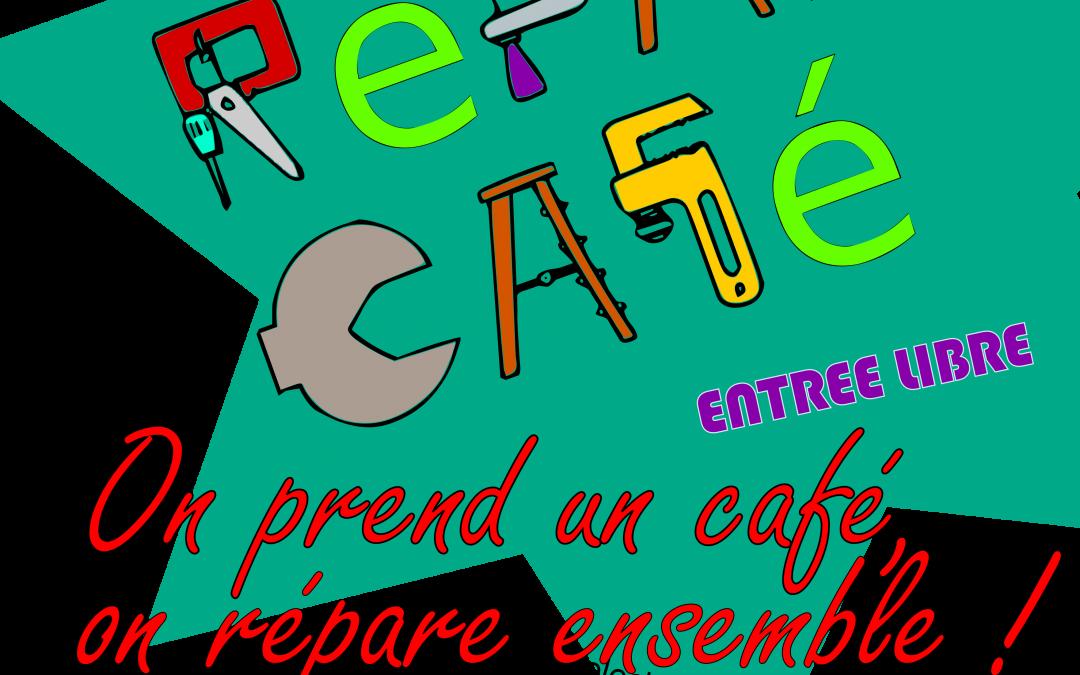 Répar'Café d'octobre 2020