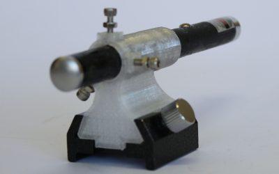 Support pour télescope (Pointeur Laser)